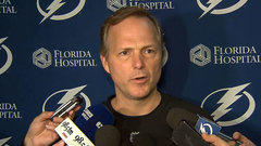 Cooper on deadline: 'Our room feels a lot different compared to last year'