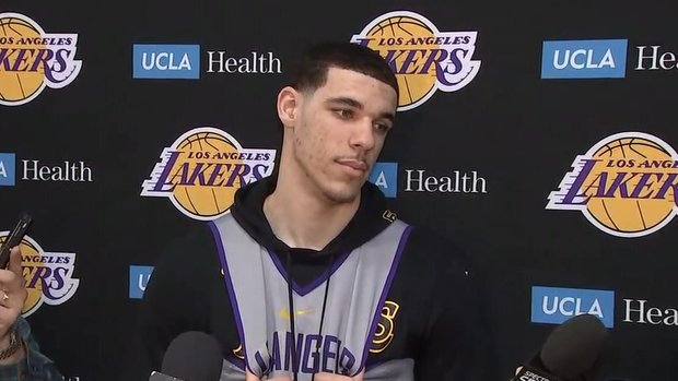 Lonzo on FBI investigation: 'Everybody is getting paid anyway'