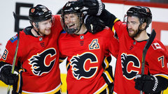 NHL: Avalanche 1, Flames 5