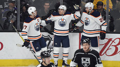 NHL: Oilers 4, Kings 3