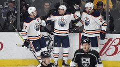 NHL: Oilers 4, Kings 3