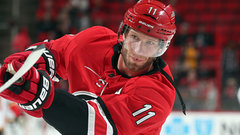 Hurricanes' Staal on leave after infant daughter's death