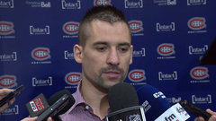 Plekanec excited to join talented Leafs team, open to returning as UFA