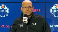 Chiarelli: 'It was a tough market out there'