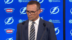 Yzerman: We did everything that made sense to improve our team