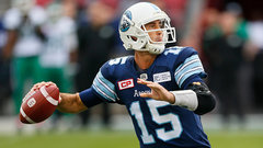 Lalji: Ray will be the starting QB for the Argos