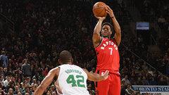 NBA: Celtics 91, Raptors 111