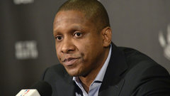 Ujiri: We never considered moving young guys at the deadline