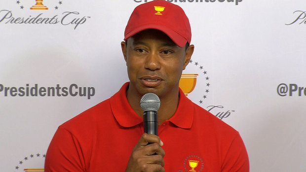 Woods believes the time was right for him to captain Team USA
