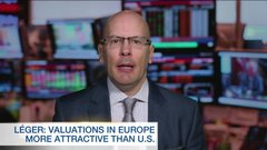 The case for buying more of Europe, emerging markets than U.S.