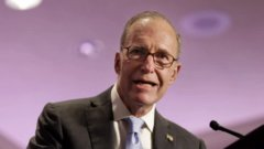 Kudlow will serve Trump and the U.S. very well: RBS economist