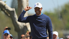 Tiger now favoured to win Masters