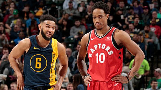 NBA: Raptors 106, Pacers 99