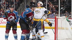 NHL: Predators 4, Avalanche 2