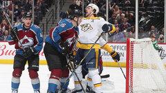 NHL: Predators 4, Avalanche 2