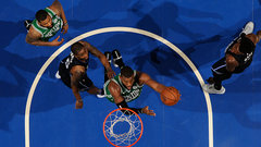 NBA: Celtics 92, Magic 83