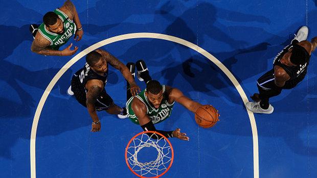 NBA: Celtics 92, Magic 83