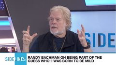 BNN Sidelines: What's behind Randy Bachman's drive and determination