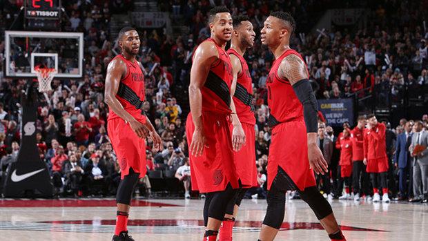 NBA: Cavaliers 105, Trail Blazers 113