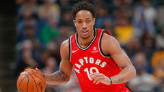 DeRozan continues to roll in remarkable March