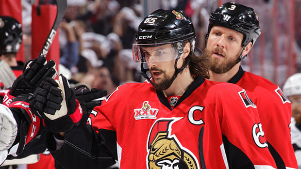 Karlsson on close relationship with former teammate Methot