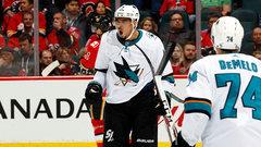 NHL: Sharks 7, Flames 4