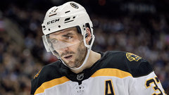 Shinzawa: Bergeron's playing status critical for Bruins