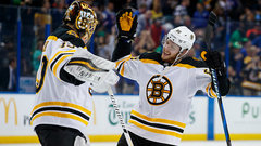 Bruins are staking their claim as the team to beat in the East