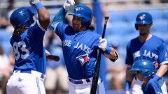 MLB: Canada Jrs 2, Blue Jays (ss) 11