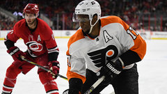 NHL: Flyers 4, Hurricanes 2