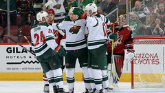 NHL: Wild 3, Coyotes 1
