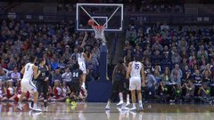 Must See: Huskies set record with 94 points in a half