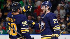 NHL: Blackhawks 3, Sabres 5
