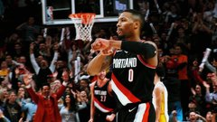 Lillard poised to lead Blazers on playoff run