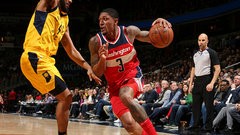 NBA: Pacers 102, Wizards 109