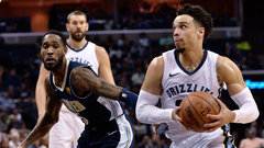 NBA: Nuggets 94, Grizzlies 101