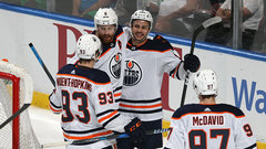 NHL: Oilers 4, Panthers 2