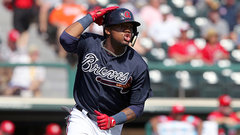Top MLB prospect Acuna launches monstrous homer