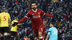 Must See: Salah carves through Watford defence for incredible goal