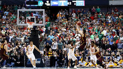 Loyola rambles into Sweet Sixteen with another last second upset