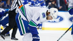 Tanev not looking to change his game after broken leg