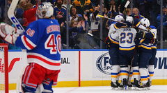 NHL: Rangers 3, Blues 4 (OT)