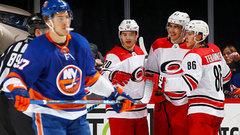 NHL: Hurricanes 4, Islanders 3