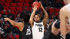 NCAA: (10) Butler 73, (2) Purdue 76