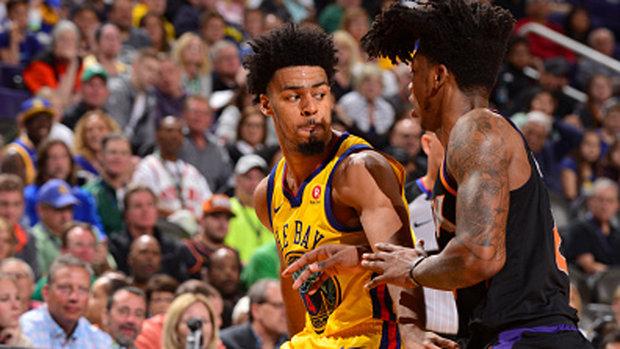 NBA: Warriors 124, Suns 109