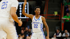 Rautins: Canada's Gilgeous-Alexander stock is rising