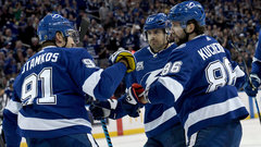 NHL: Oilers 1, Lightning 3