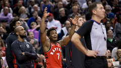 Armstrong believes Raptors continue to be disrespected by officials