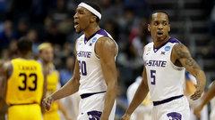 NCAA: (16) UMBC 41, (9) Kansas State 50