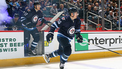 Scheifele and Lowry return tonight for the Jets